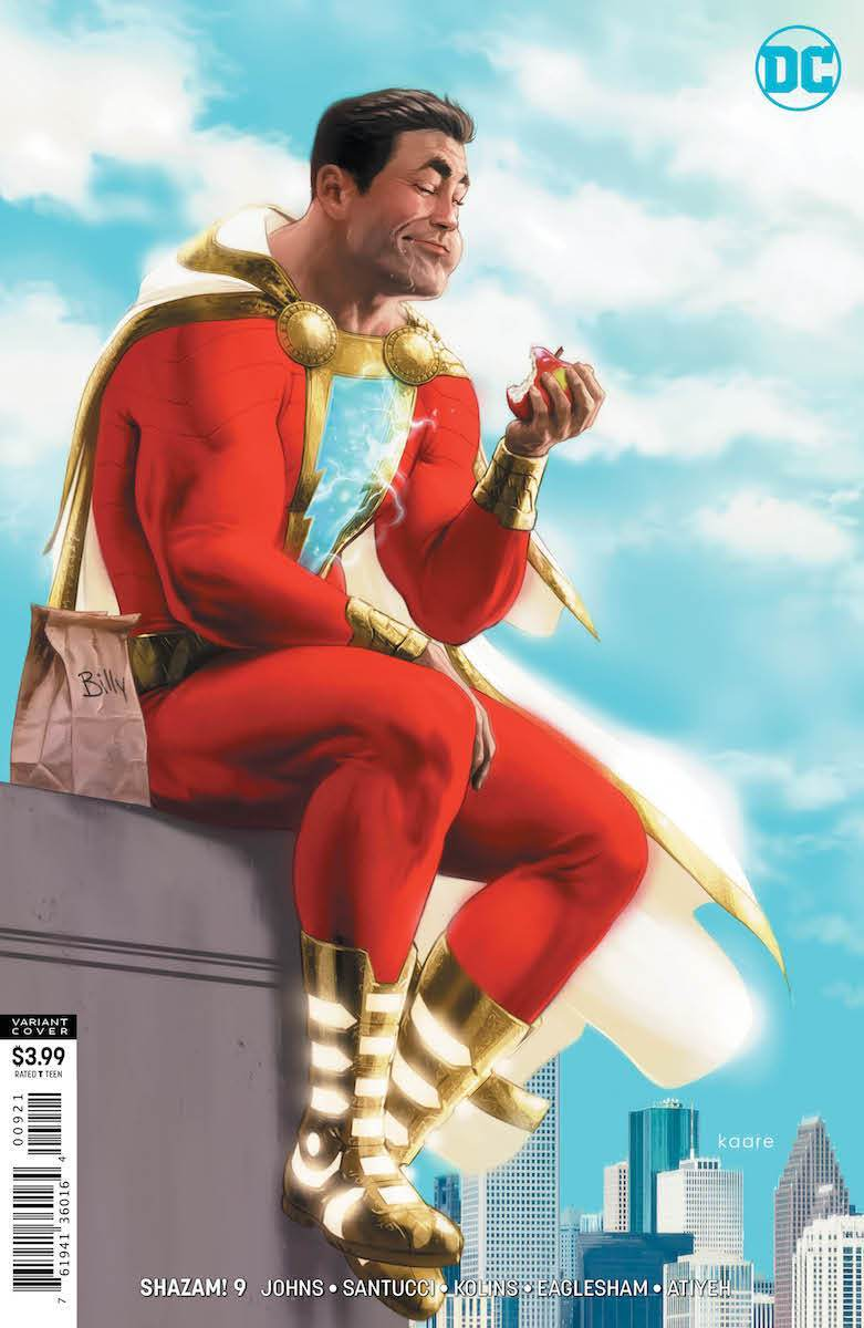 Shazam #9