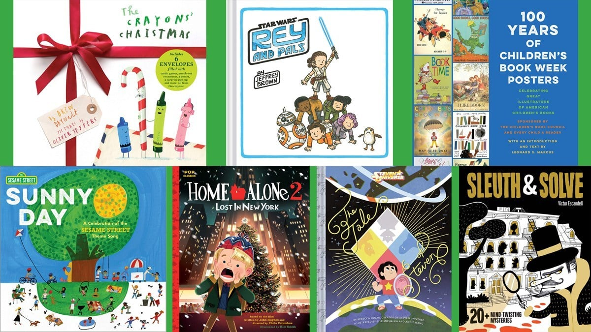 Stack Overflow: Picture Books