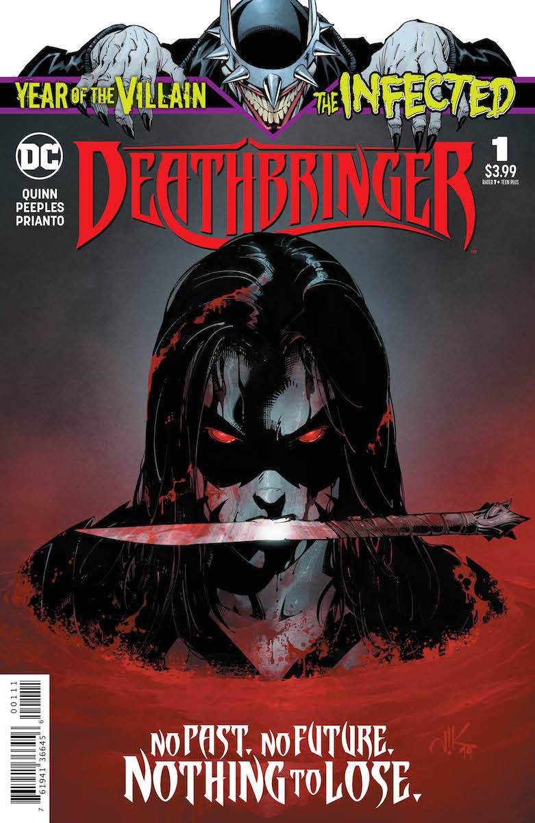 Infected: Deathbringer #1
