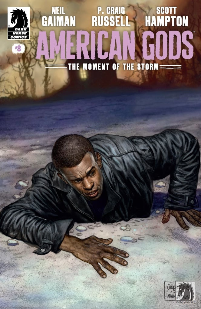 American Gods: Moment of the Storm #8