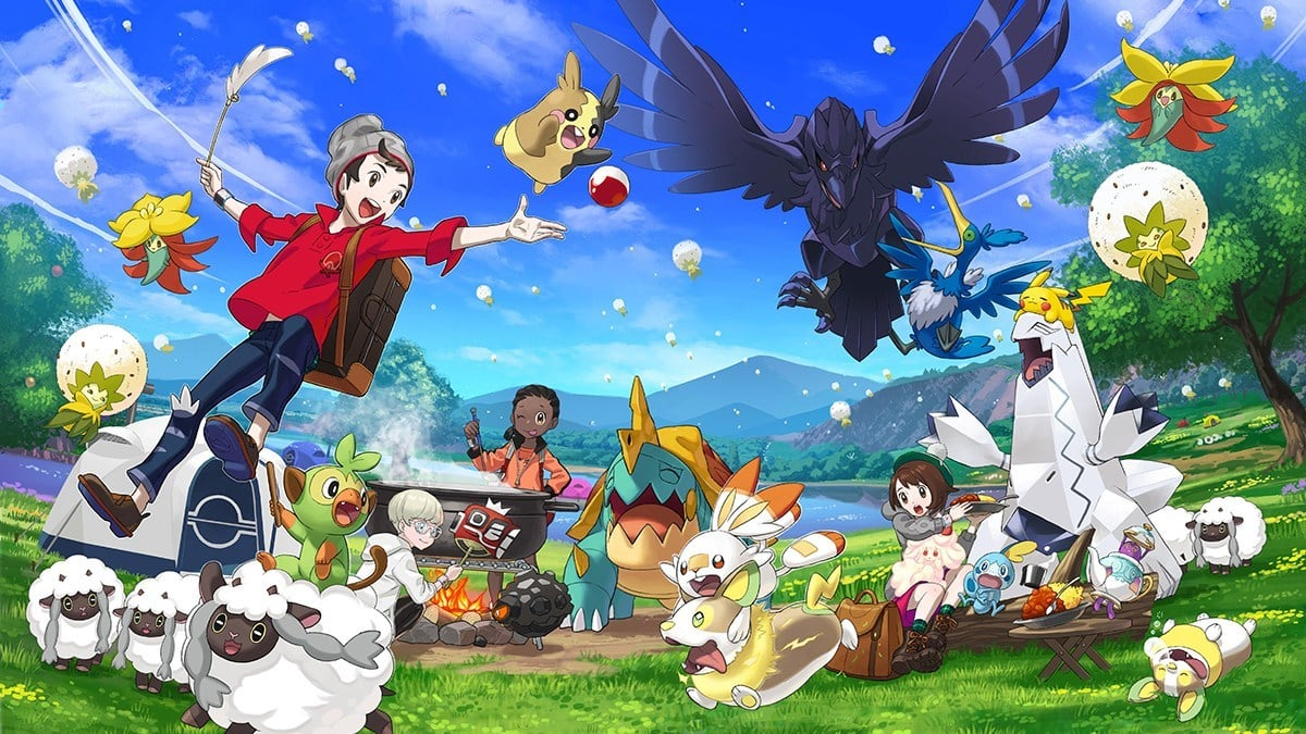 Pokémon Sword and Shield featured image