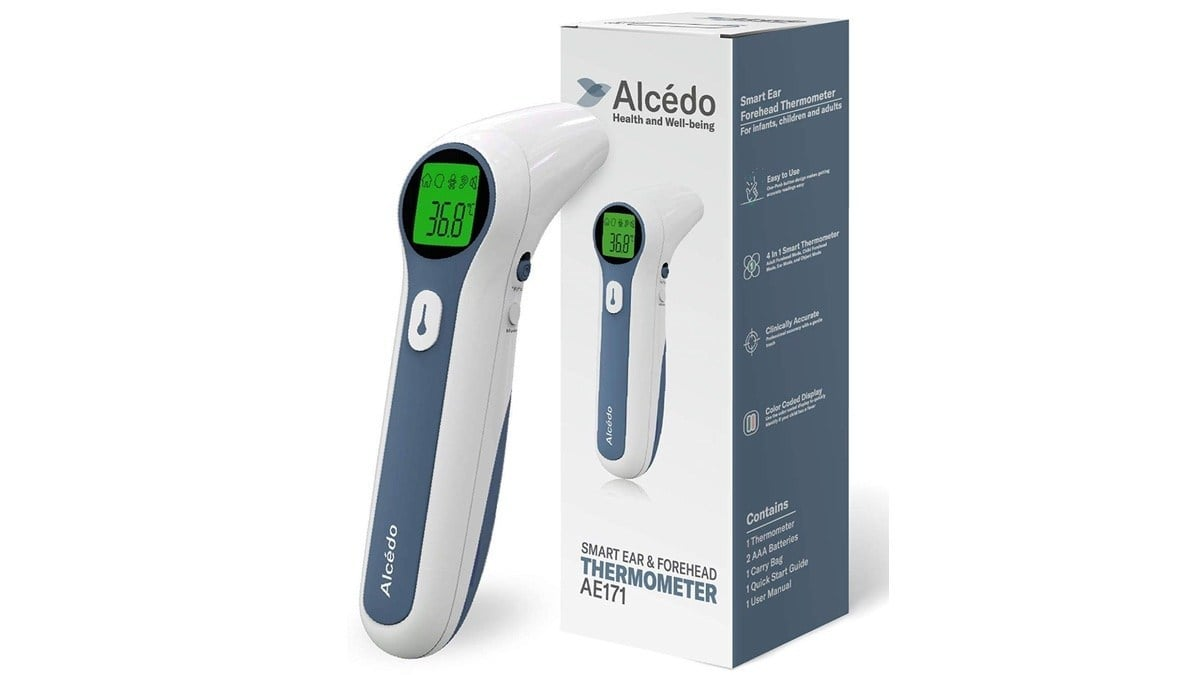 Geek Daily Deals 010619 digital ear thermometer