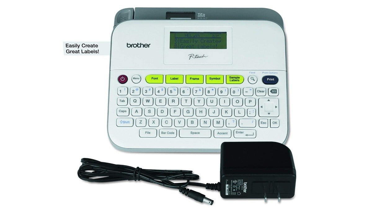 Geek Daily Deals 010619 label maker