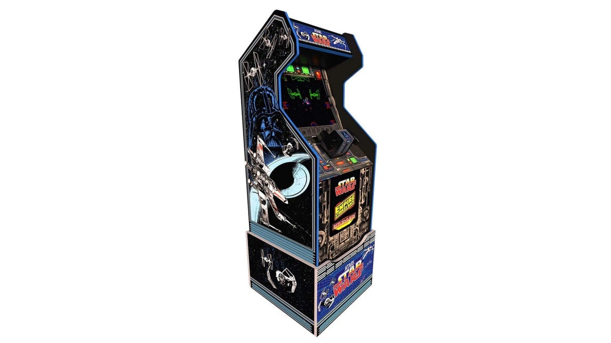 Geek Daily Deals 012220 star wars videogame cabinet