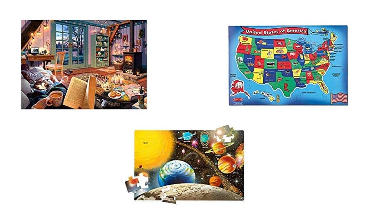 Geek Daily Deals 012920 puzzles