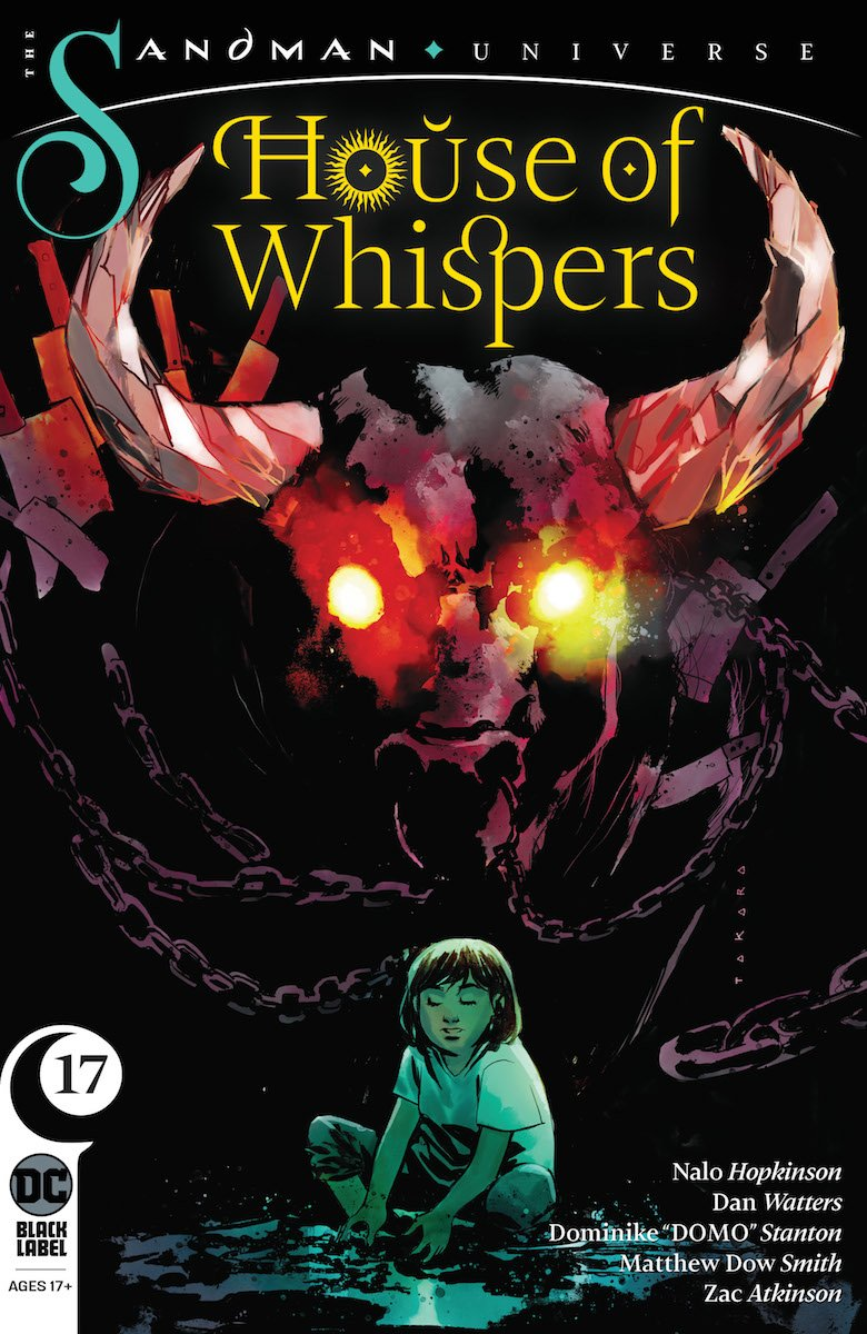 House of Whispers #17