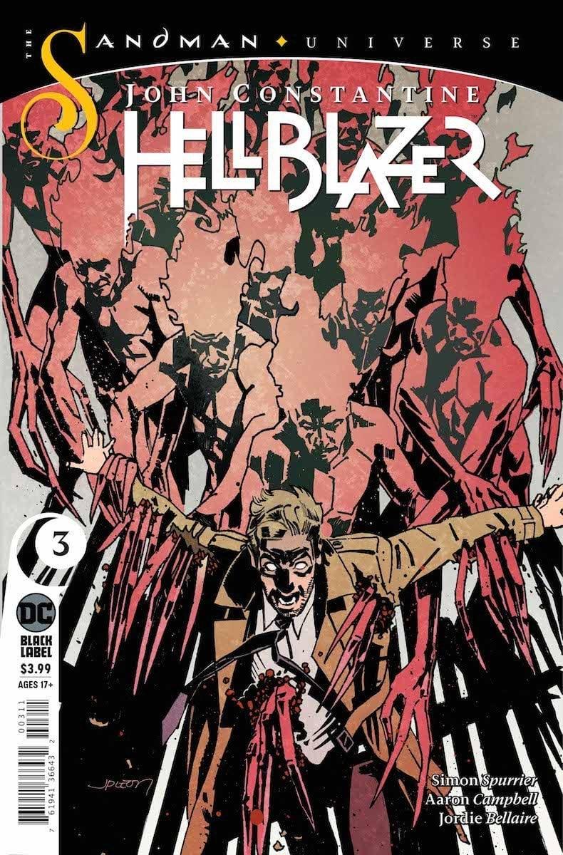 John Constantine: Hellblazer #3