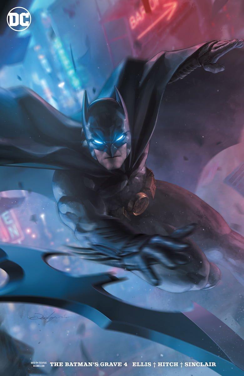 Batman's Grave #4