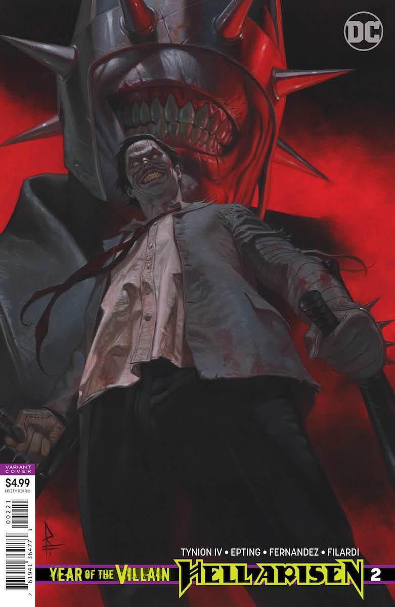 Year of the Villain: Hell Arisen #2