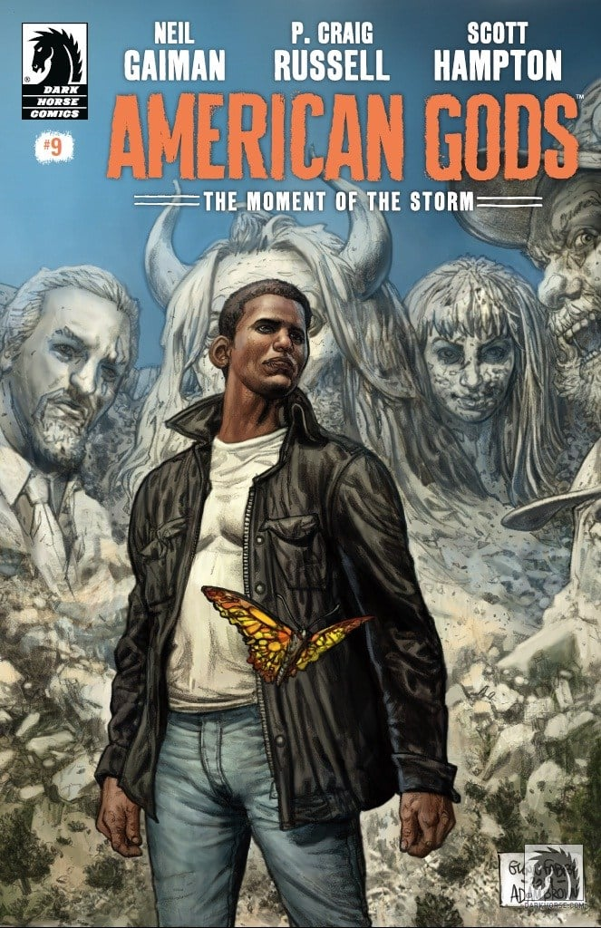 American Gods The Moment of the Storm #9