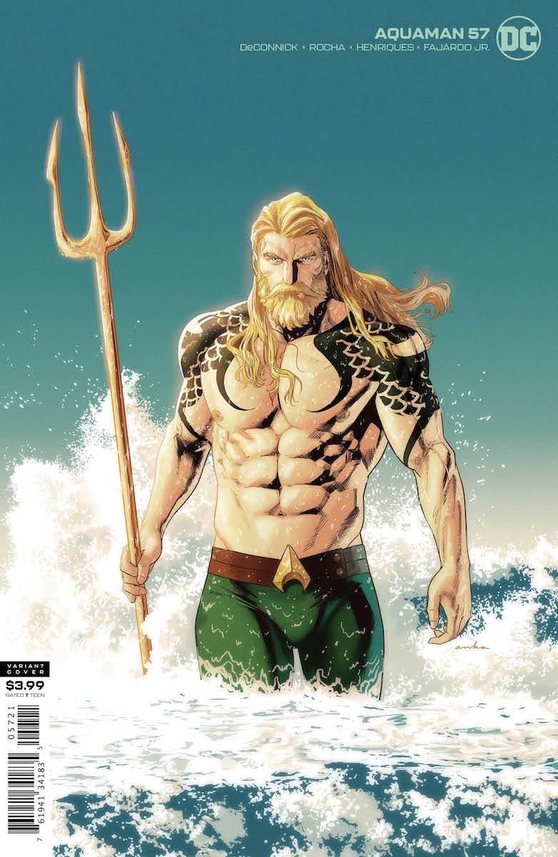 Aquaman #57