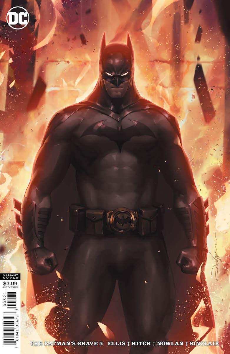 Batman's Grave #5