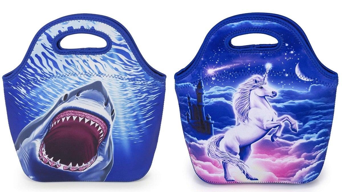 Geek Daily Deals 020820 neoprene lunch bags