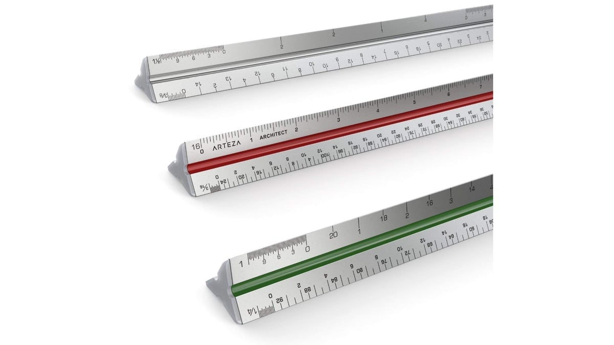 Geek Daily Deals 021320 architect engineer rulers
