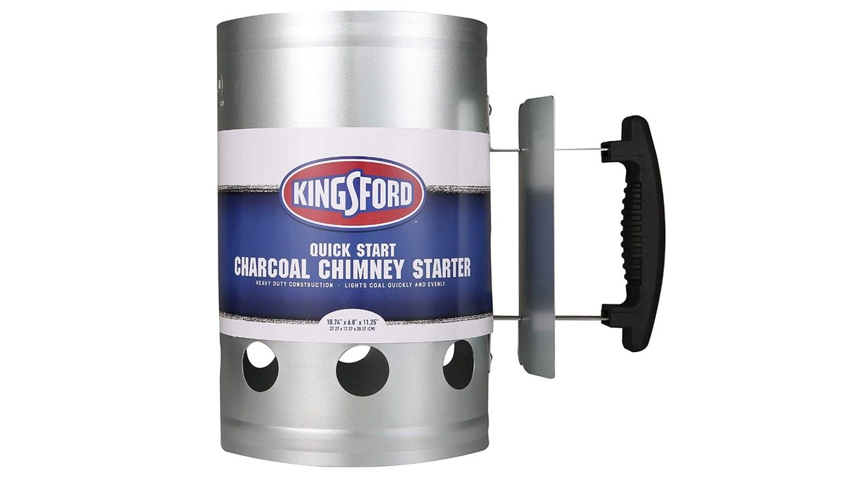 Geek Daily Deals 022820 bar b que chimney starter