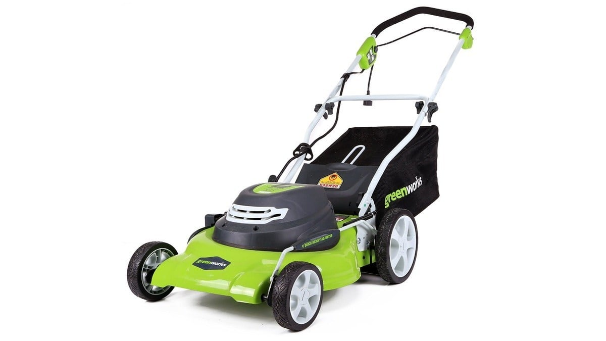 Geek Daily Deals 022920 electric lawn mower