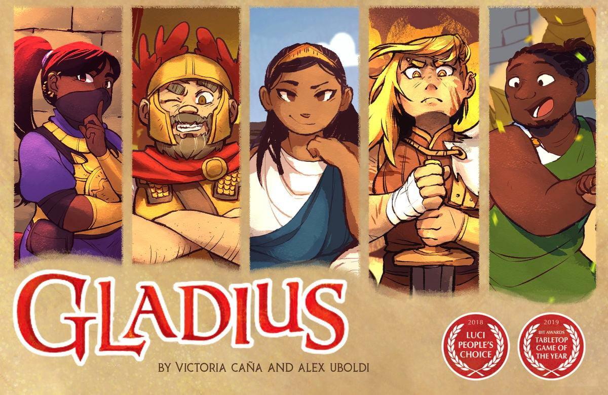Gladius Cover