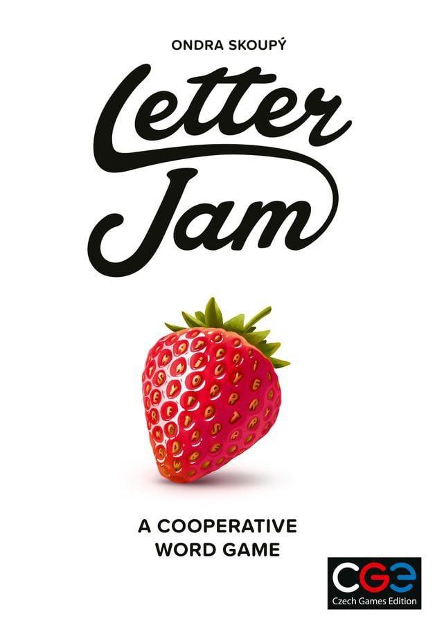 Letter Jam cover