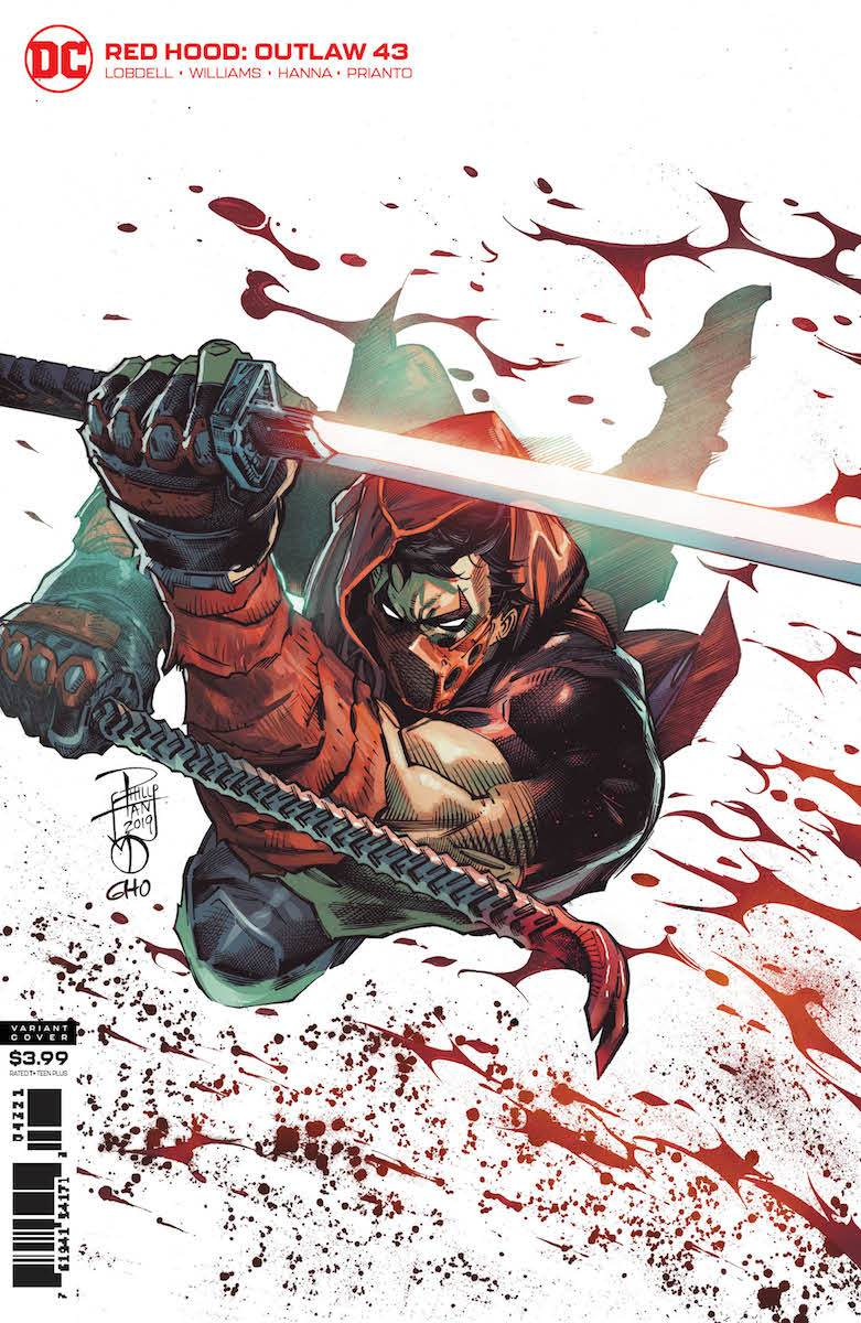 Red Hood: Outlaw #43