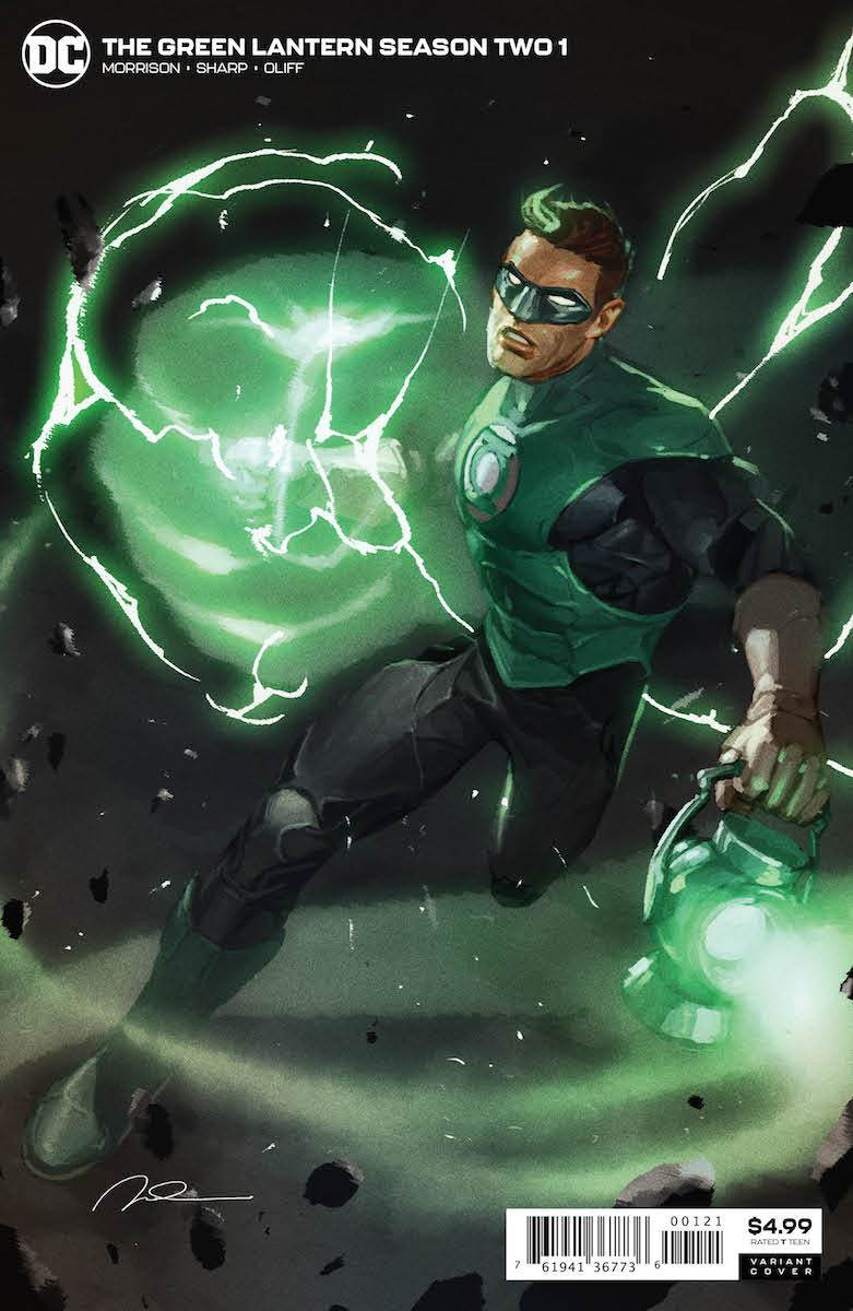 The Green Lantern: Season 2 #1