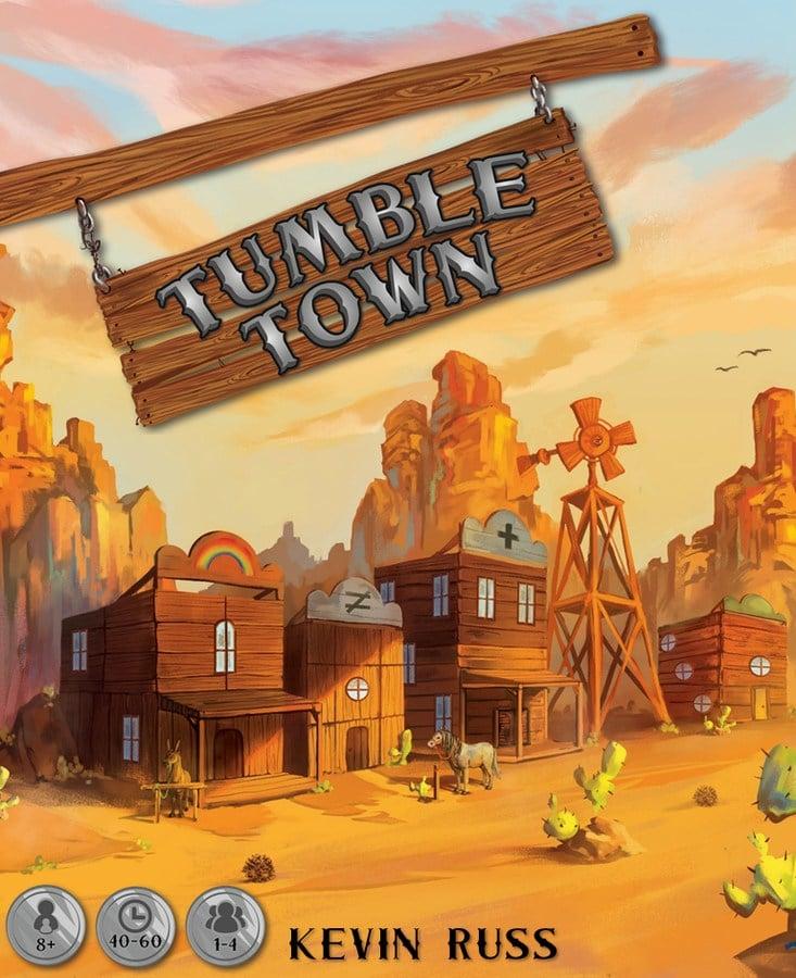 Tumble Town cover