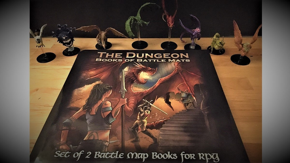Dungeon Battle Mats