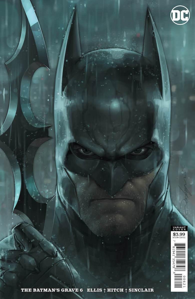 Batman's Grave #6