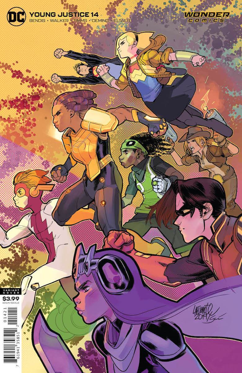 Young Justice #14