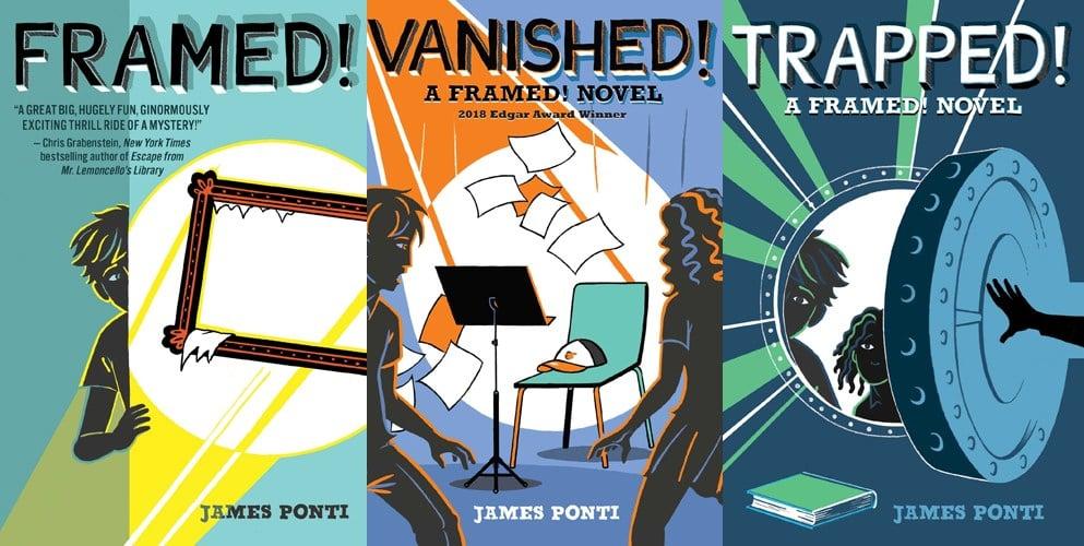 Framed! Vanished! Trapped!