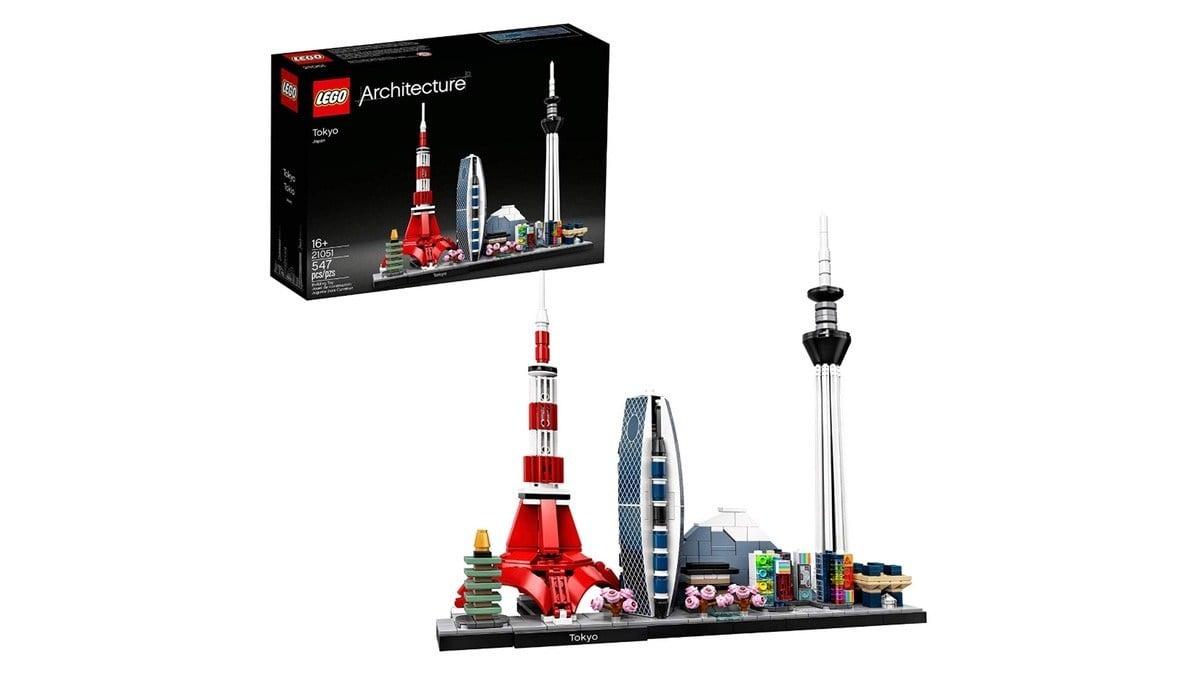 Geek Daily Deals 030920 lego architecture tokyo skyline