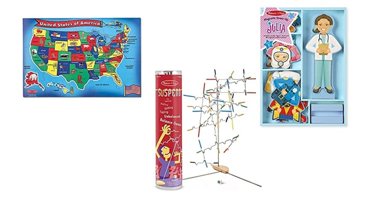 Geek Daily Deals 031420 melissa and doug activity sets