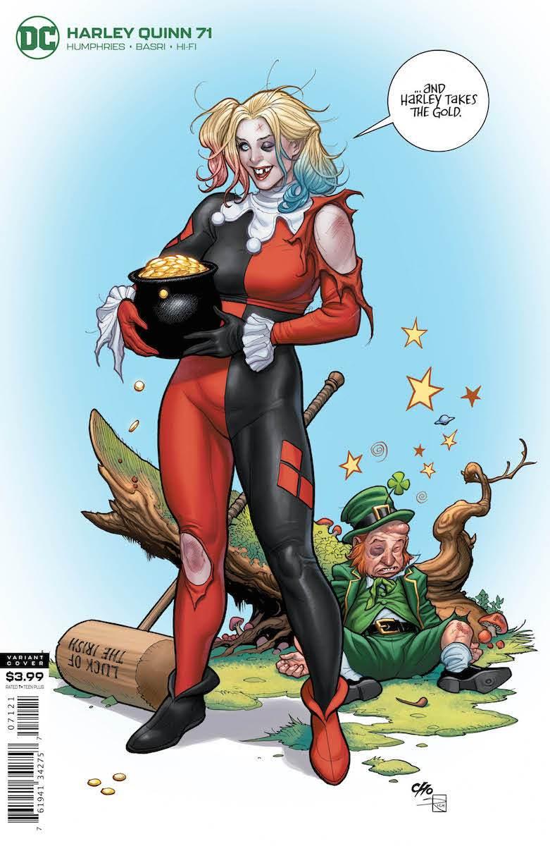 Harley Quinn #71
