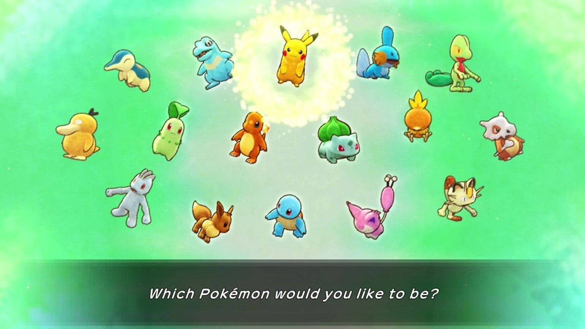 Which Pokémon are you?