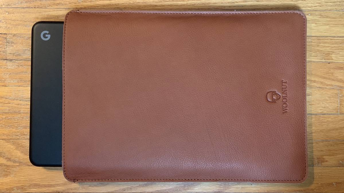 Woolnut MacBook Sleeve review