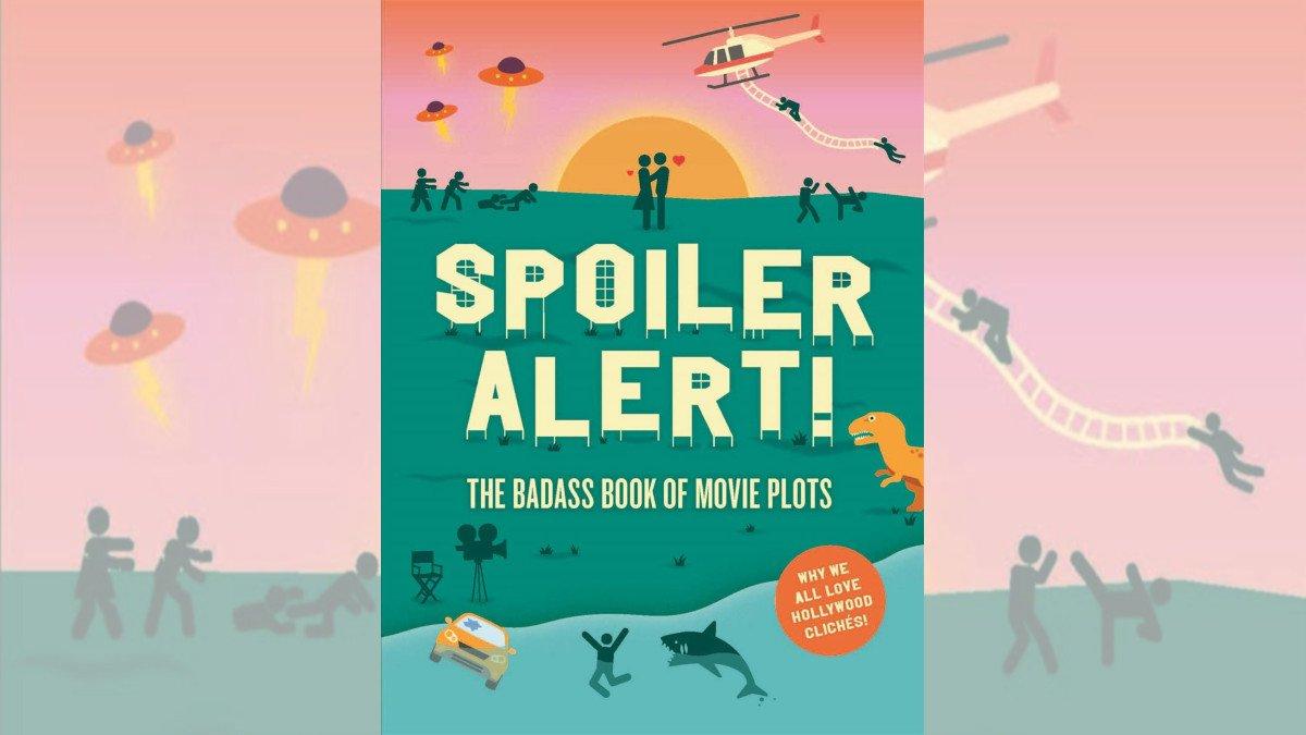 Spoiler Alert Cover