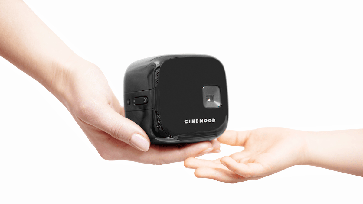 The updated CINEMOOD 360 packs amazing new features into the same 3-inch cube.