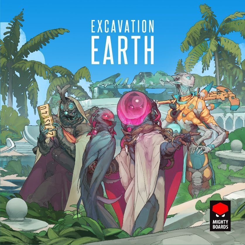 Excavation Earth cover