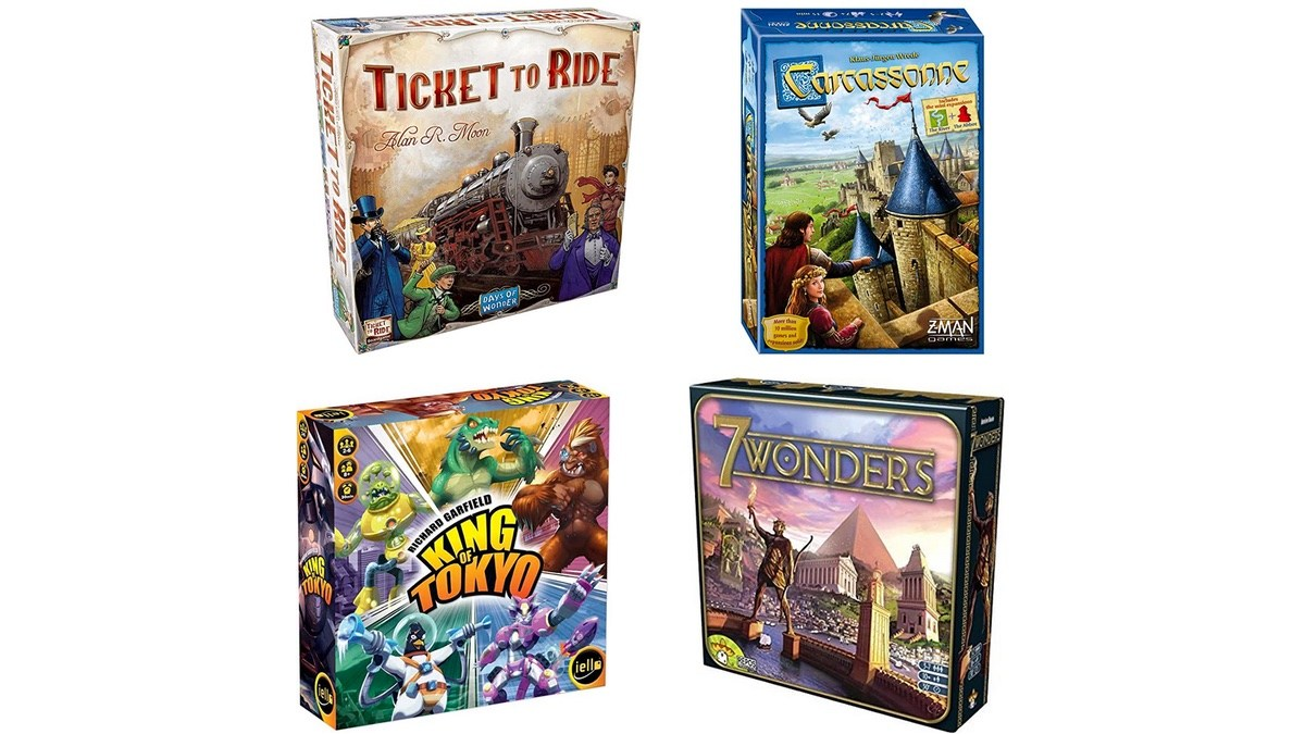 Geek Daily Deals 041020 best board games