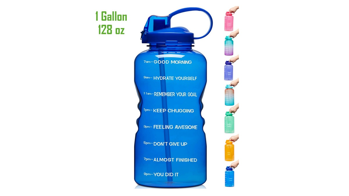 Geek Daily Deals 041620 1 gallon water bottle