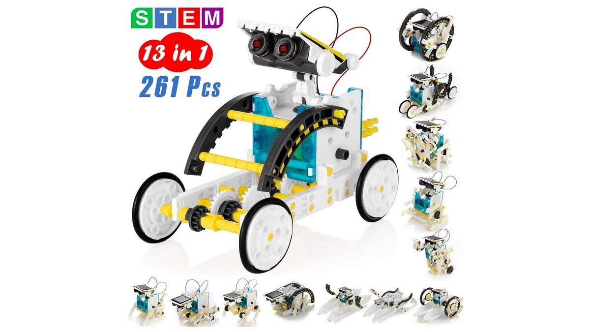 Geek Daily Deals 041720 stem robot kit