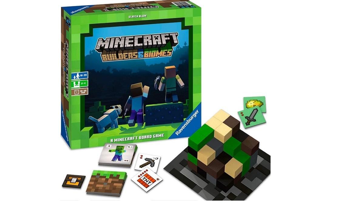 Geek Daily Deals 042020 minecraft board game
