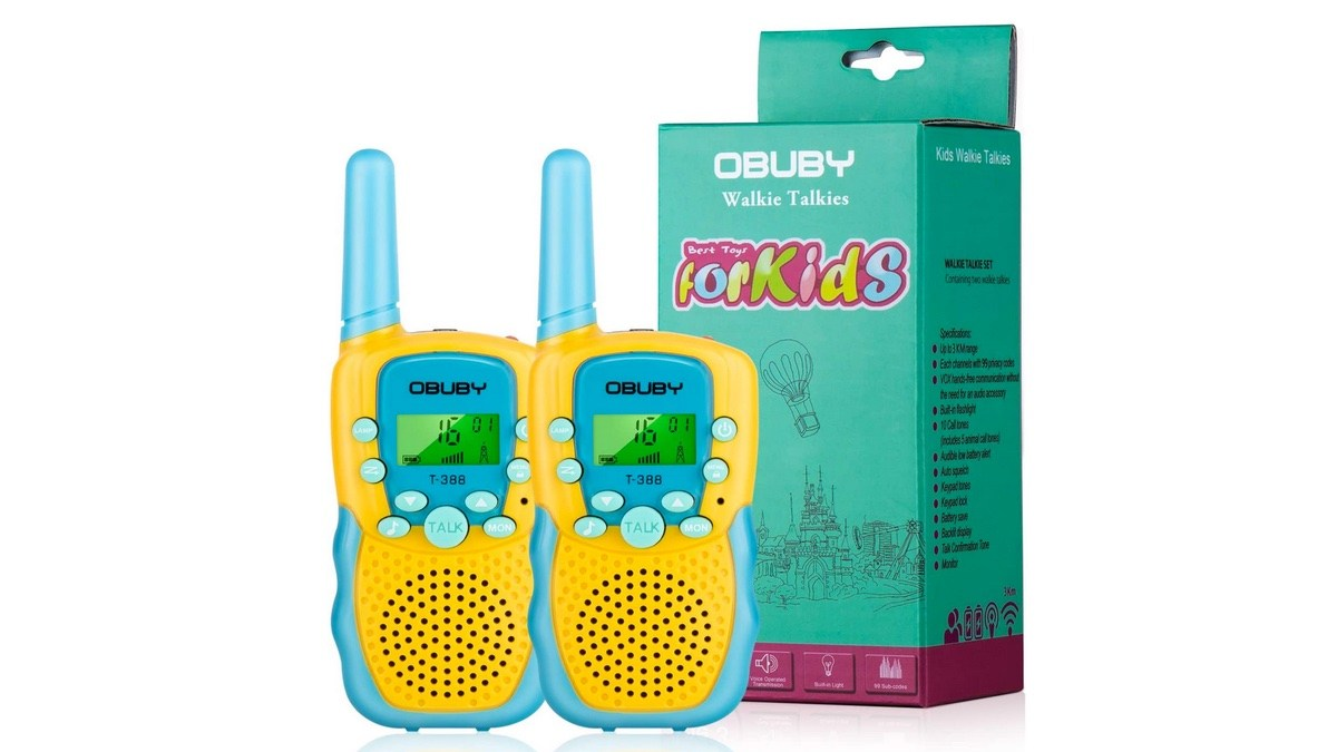 Geek Daily Deals 042120 walkie talkies
