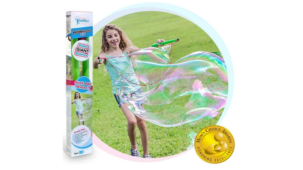 Geek Daily Deals 043020 giant bubble wand