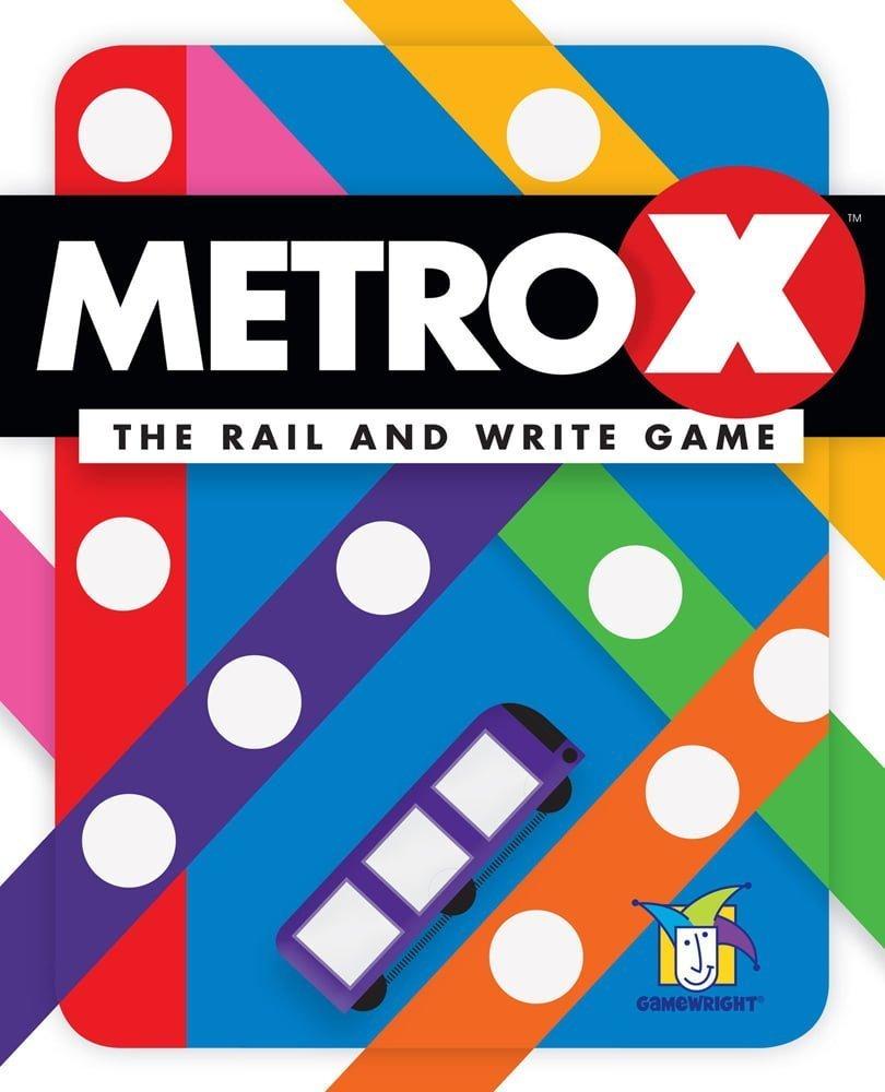 Metro X cover