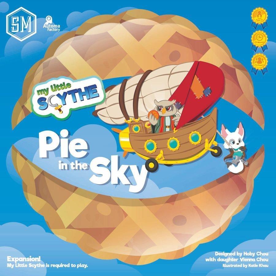 My Little Scythe: Pie in the Sky cover