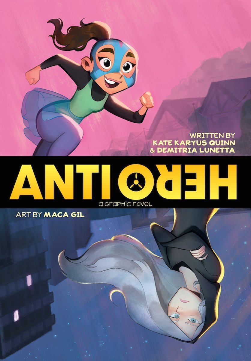 Anti/Hero review