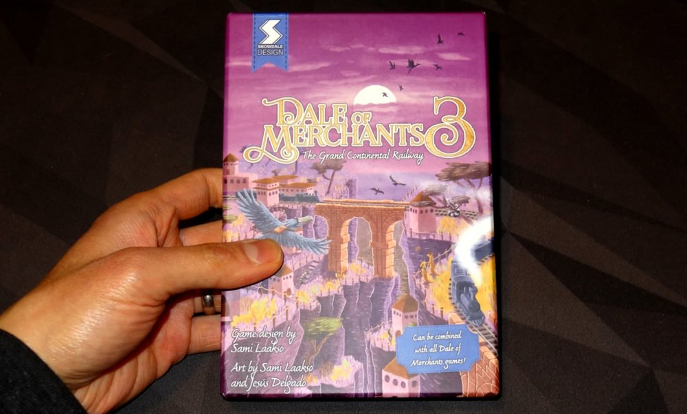 Dale of Merchants 3 box
