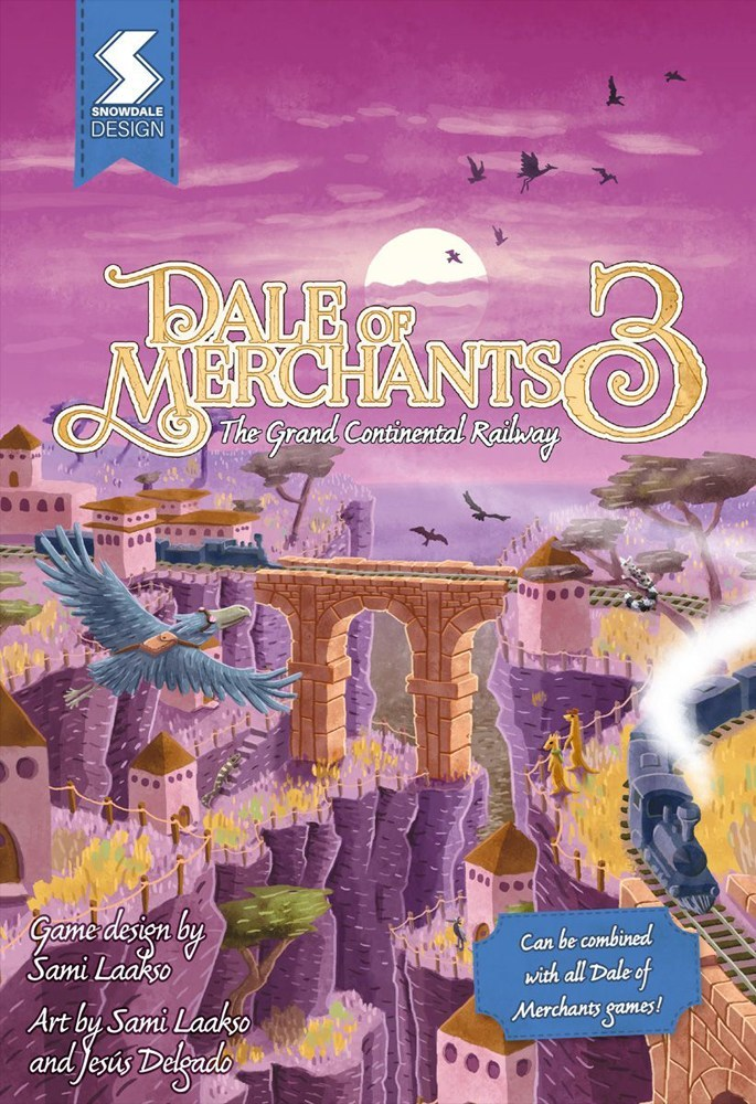 Dale of Merchants 3 cover