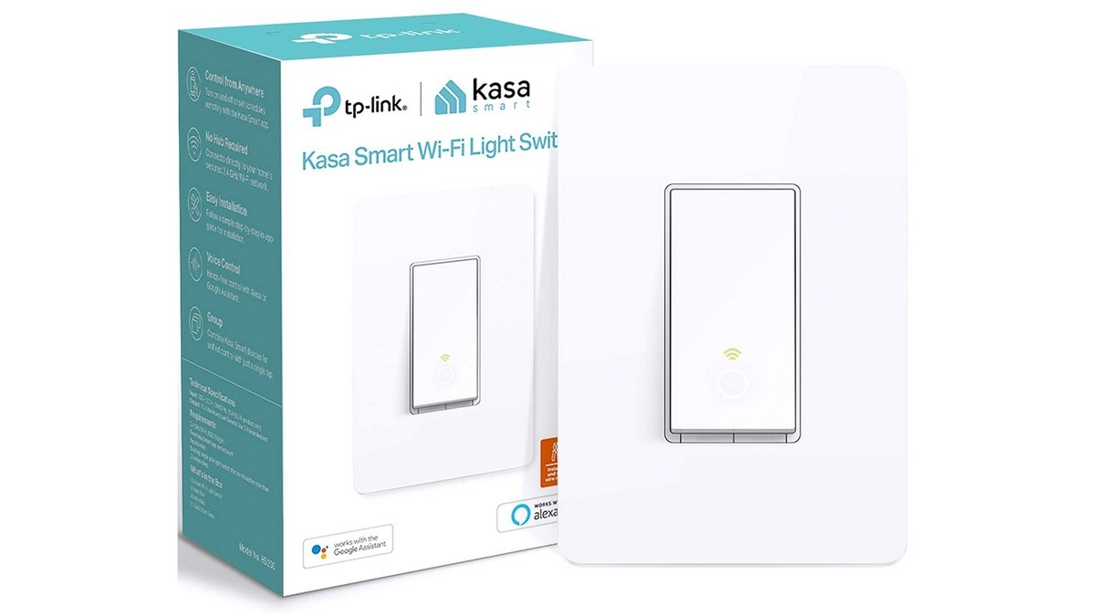 Geek Daily Deals 051420 kasa smart switch