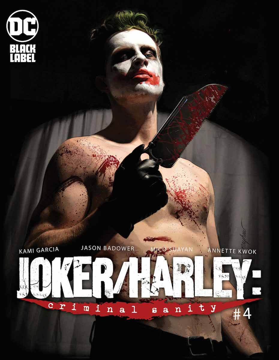 Joker/Harley: Criminal Sanity #4